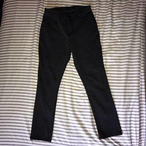 Black Skinny jeans size 12